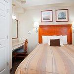 One Bedroom Suite Queen Size Bed