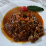 Wild Boar With Vegetables