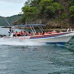 Zuma Tours Taxi Boat Costa Rica