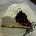 Blueberry Cheeseca,e