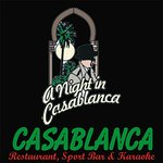 Casablanca Restaurant, Sports Bar and Karaoke