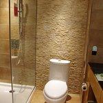 Bathroom: very modern