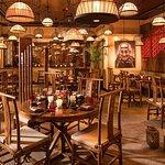 China Restaurant jialu National Innenraum