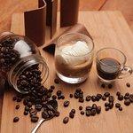 Affogato.... espresso with vanilla ice cream