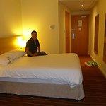 confortable bed@Ibis Deira City Center