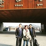 Had a Great time at Mutianyu Wall! Thanks to John for bringing us there in good time. He really