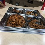 Iron Skillet - pulled pork dishes