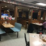 Magee Diner - inner dining room