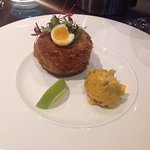 Spiced Indian Fish Cake
