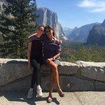 In Yosemite near Tenaya Lodge