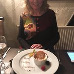 Creme Brulee at The Rose Garden