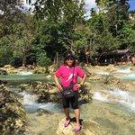 Bolinao Falls scenic shots