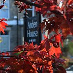 Autumn has arrived at Arden House