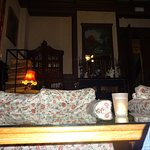 Le salon/bar