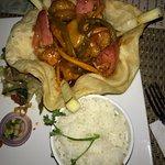 Sweet &Sour Shrimp & Chicken