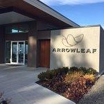 Arrowleaf tasting room