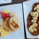 Breakfast for 2 ppl