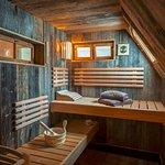 SPA Doppelzimmer mit Bio-Sauna und Whirlwanne