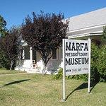 Marfa and Presidio County Museum