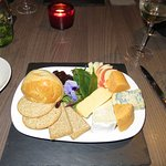 The Cheeseboard can easily be shared at The Townhouse