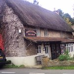 Lovely thatched exterior