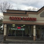 Green Garden resmi