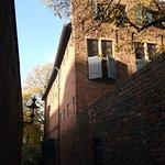 Das Dreigibelhaus.an der Nonnengasse.