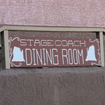Goulding's Stagecoach Dining Room Foto