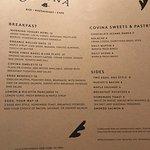 Covina breakfast menu
