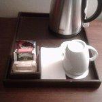 dormitorio estación de te y café