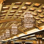 Casino Floor Chandeliers