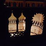Flotte rom og utsmykking på Hotel Riad Casa Hassan.