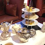 Our Afternoon Tea at the Ravenwood Hotel