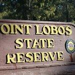 .Sign at entrance