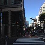 Solaria nishitetsu hotel Ginza Foto