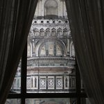 This is how close the room is to the Duomo