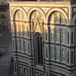The light on the Duomo changes by the hour