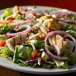 Grill chicken salad