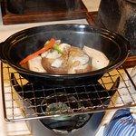 シイタケ等の煮物