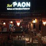Paon Bali Fusion Foto