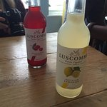 Lovely locally-sourced drinks