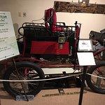 Steam automobile