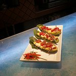 zucchinis... excelente