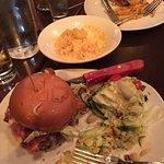 Burger, Wedge, & Mac