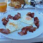 A change from a Greek breakfast