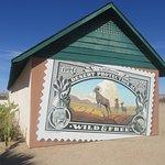 Art Work, Old Schoolhouse Museum, Twentynine Palms, CA