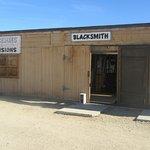 Blacksmith, Old Schoolhouse Museum, Twentynine Palms, CA