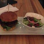 Garden Burger (Vegetarian)