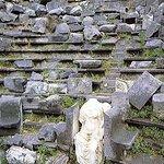 Ancient Amphitheatre Foto