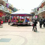 国庆路商业步行街